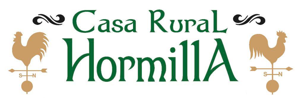 Logo Casa Rural Hormilla